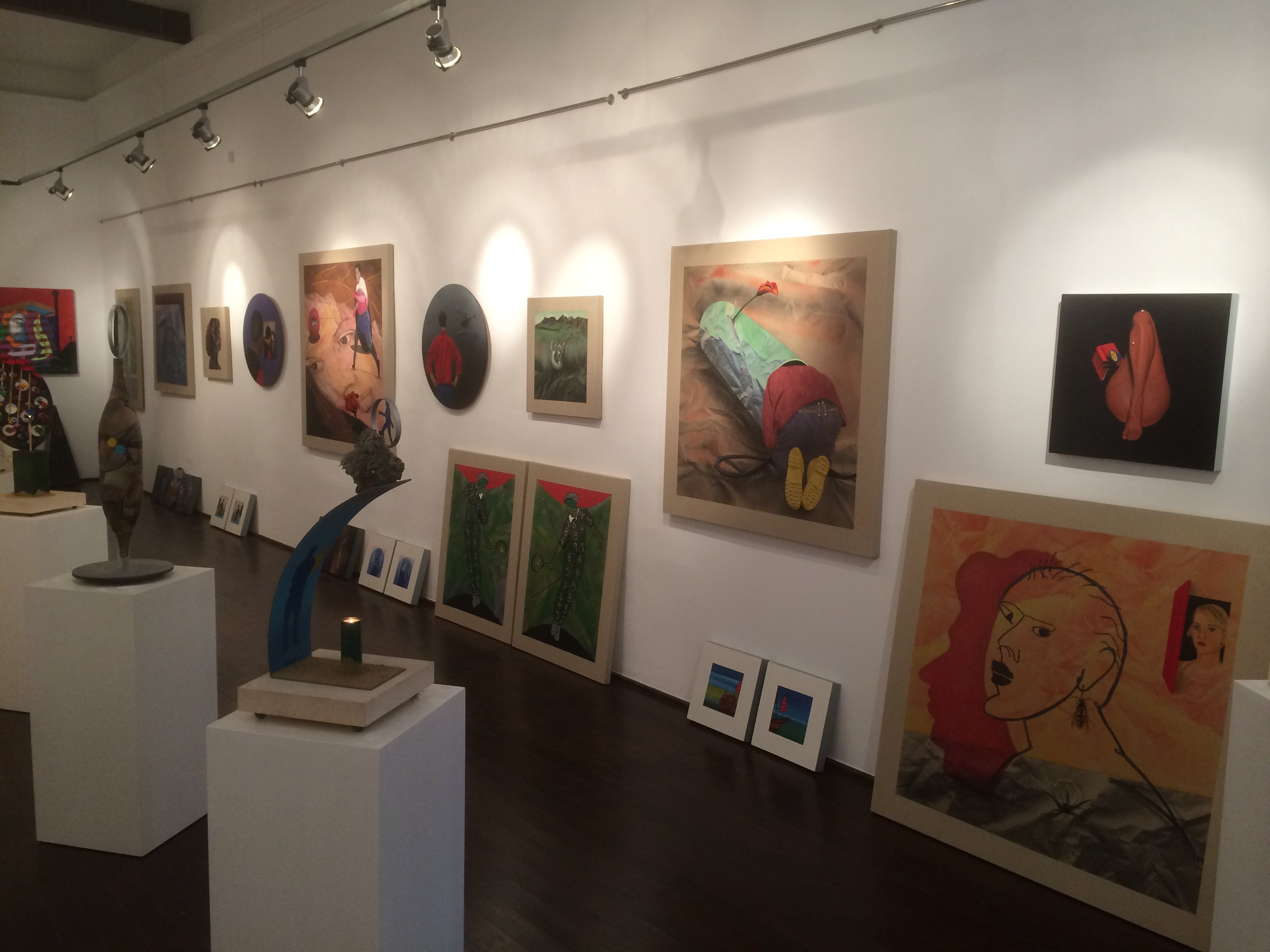 Our Gallery Grand Opening!